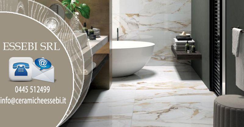 Offerta Piastrelle Bagno pavimenti e rivestimenti di design Vicenza - Occasione progettazione bagno Vicenza