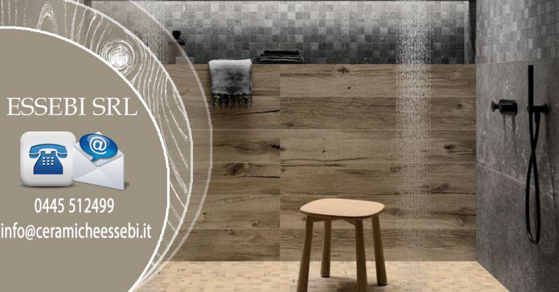 Offerta Vicenza pavimenti gres Effetto Legno pietra - Occasione Piastrelle da Bagno e Cucina Schio