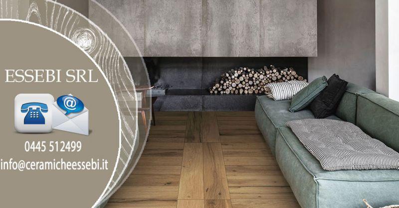 Offerta Vendita Piastrelle effetto legno prefinito shio - Promozione Inserti in Mosaico Schio Vicenza