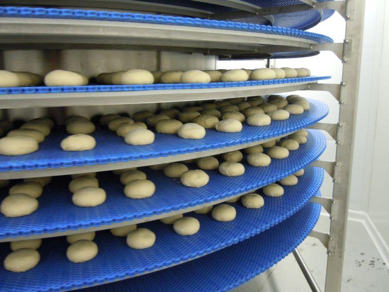 Progettazione realizzazione impianti per la lievitazione di prodotti da forno - AM Technology