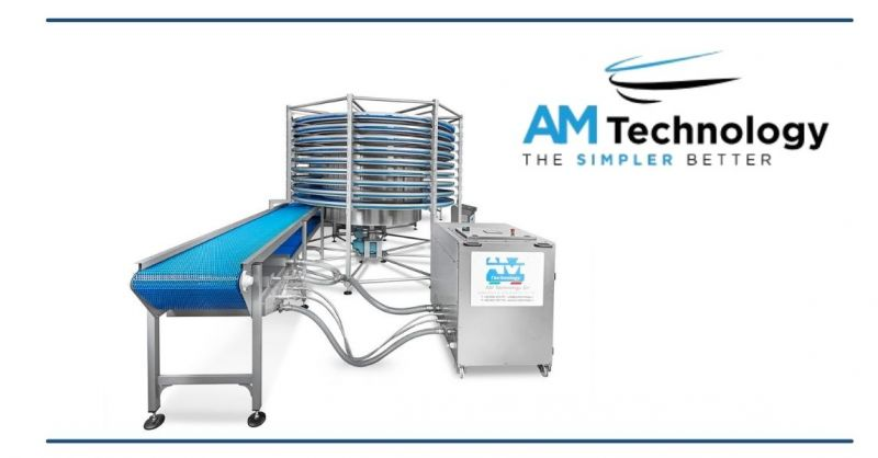 LEADING COMPANY INSTALLATION CONVEYOR BELTS FOR PROOFING AND COOLING CELLS MADE IN ITALY