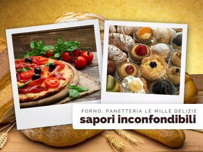 offerta prodotti da forno occasione pane pizza dolci forno panetteria le mille delizie