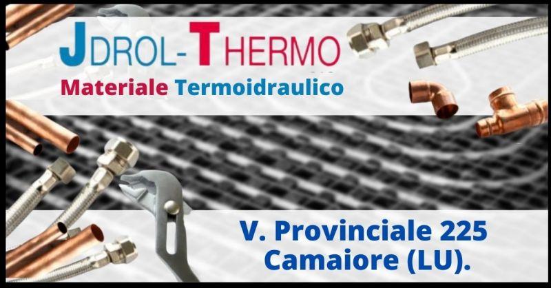 offerta ricambi e accessori termoidraulica Versilia - occasione assistenza termoidraulica