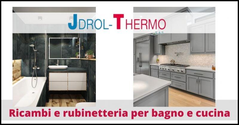 promozione ricambi e rubinetteria  bagno - offerta materiali idraulici per cucina e bagno
