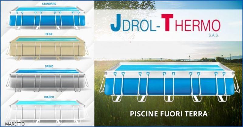 occasione piscine fuori terra Lucca e Versilia - promozione piscine Maretto Lucca e Versilia