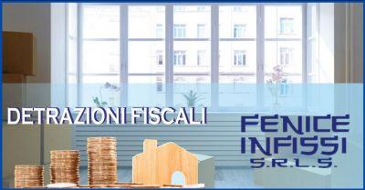 fenice infissi offerta detrazione fiscale per ristrutturazione casa e infissi versilia
