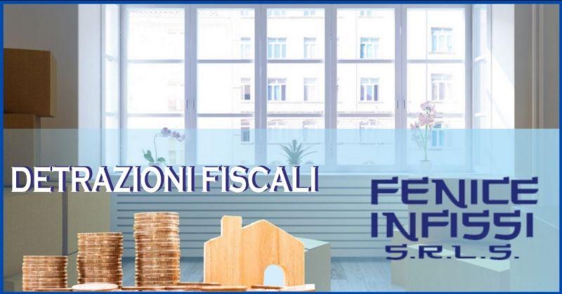 FENICE INFISSI - offerta detrazione fiscale per ristrutturazione casa e infissi Versilia