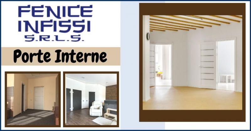 offerta porte interne classiche e moderne Versilia - FENICE INFISSI