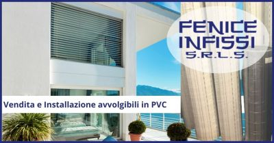 fenice infissi promozione vendita e installazione avvolgibili in pvc versilia