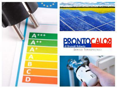 offerta impianti termoidraulici promozione risparmio energetico prontocalor