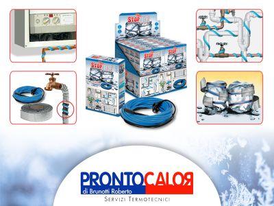 offerta stop ice strisce antigelo promozione tubi riscaldati antigelo prontocalor