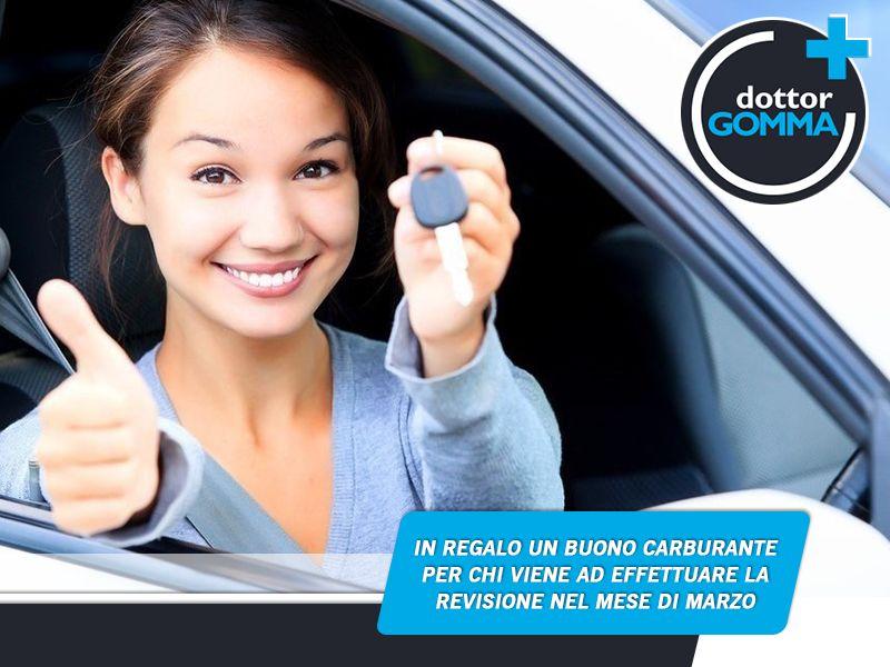 offerta centro revisioni promozione revisioni auto san giovanni lupato dottor gomma