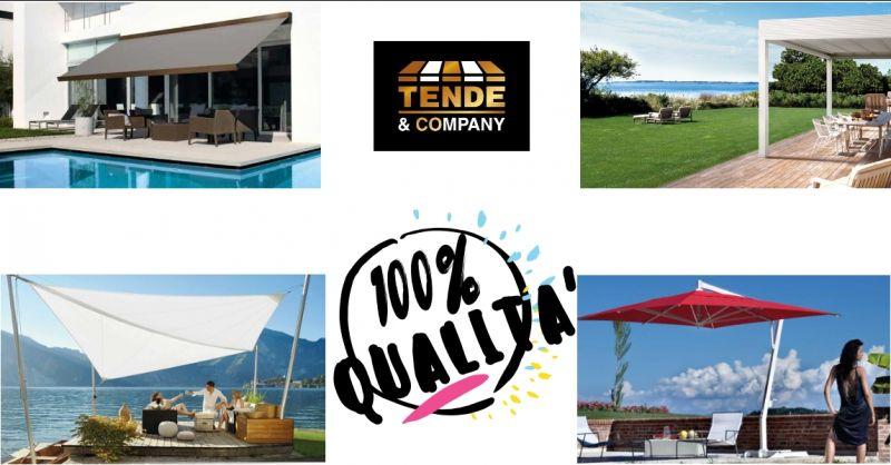Tende & Co - offerta tende da sole - occasione tendaggi per esterni - San Bartolomeo a mare