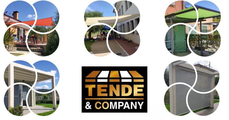 Tende & Co - offerta installazione tende a vela - occasione tende da sole - San Bartolomeo mare