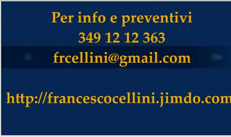 Francesco Cellini - Servizi di fonia e trascrizione per il giusto processo - Asseverazioni