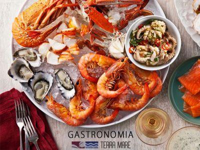 offerta frutti di mare lecce promozione cucina di mare terra mare gastronomia