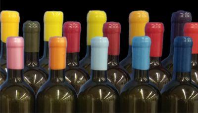 promozione offerta gommalacca per bottiglie siena
