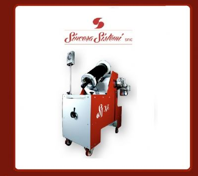 sincera sistemio ffer production sale machine for the seal cap bottles gommalacca made in italy