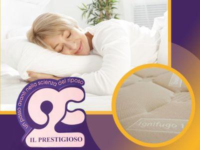 offerta materasso ignifugo promozione produzione materassi italiani due c srl