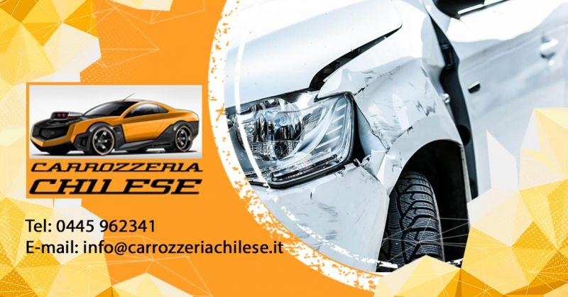 Carrozzeria Chilese - Trova una carrozzeria esperta in ripristino carrozzeria auto incidentata