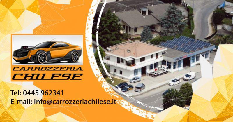 Carrozzeria Chilese - Trova una carrozzeria in grado di produrre parti in fibra di carbonio