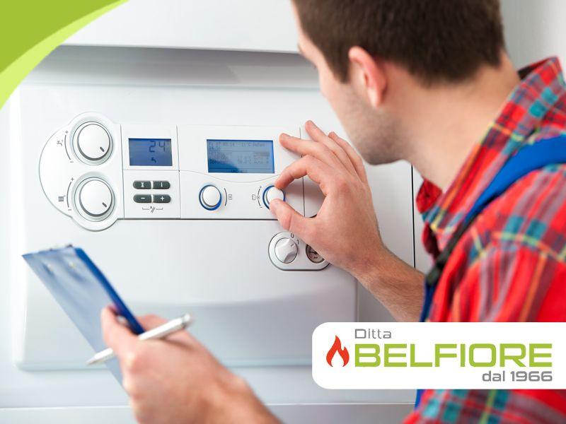 offerta sconto manutenzione caldaia - promozione riparazione caldaia - Ditta Belfiore Sanremo