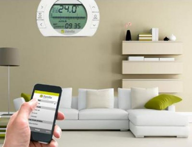 Be Smart BERETTA comando completo wi-fi per la gestione della tua Caldaia da smartphone | DITTA