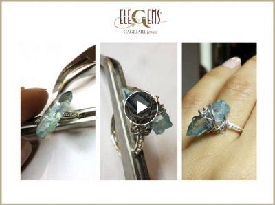 promozione gioielli artigianali sardegna lavorazione pietre preziose ele gems