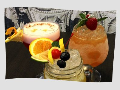 promozione cocktail bar offerta tavola calda colonial