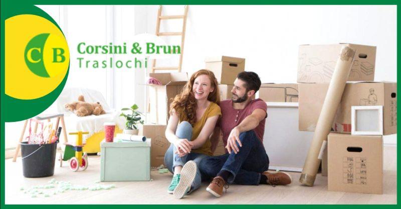 CORSINI & BRUN TRASLOCHI offerta servizio di traslochi locali e nazionali Verona