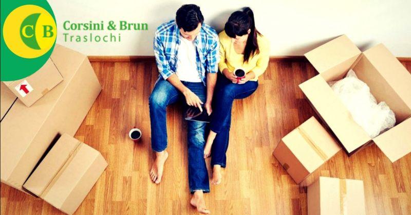 CORSINI & BRUN TRASLOCHI offerta servizio traslochi in tutta italia Verona