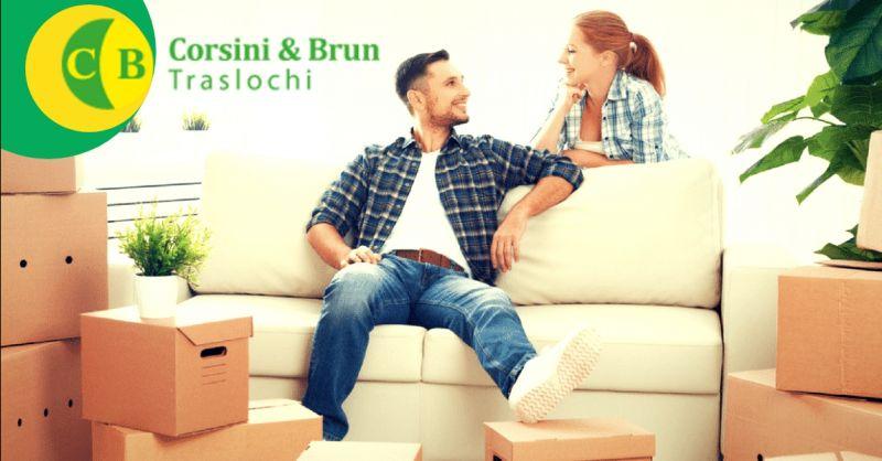CORSINI & BRUN TRASLOCHI offerta trasloco con servizio falegnameria Verona