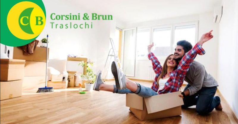 CORSINI & BRUN TRASLOCHI offerta preventivo trasloco economico Verona