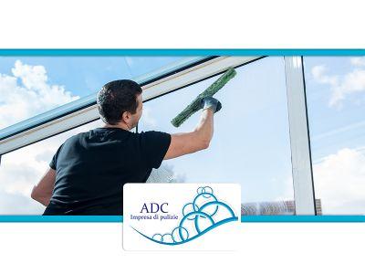 offerta pulizia professionale vetri promozione pulizia vetrate verona padova vicenza