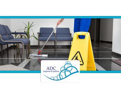 offerta pulizia professionale civile e industriale promozione verona padova vicenza