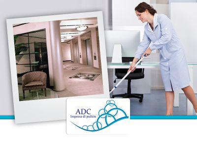 offerta pulizia professionale alberghi promozione impresa di pulzie verona padova vicenza