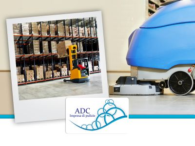 offerta pulizia professionale magazzini e capannoni impresa di pulizie verona padova vicenza