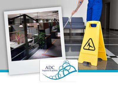 offerta pulizia professionale uffici promozione impresa di pulizie verona padova vicenza
