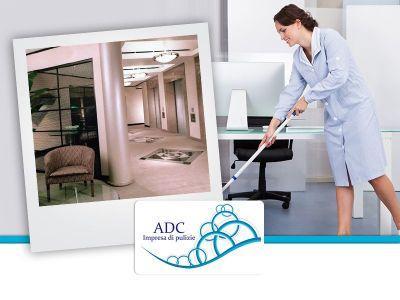 offerta pulizia professionale alberghi promozione impresa di pulizie brescia mantova trento
