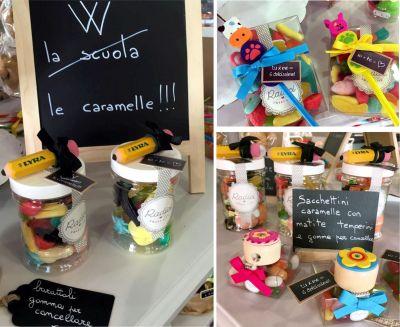 promozione scuola occasione candy shop radici sweet life