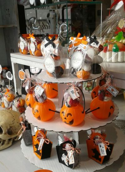 promozione halloween candy shop radici sweet life