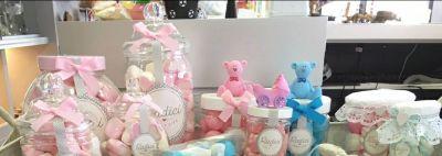 promozione candy shop offerta torta di caramelle radici sweet life
