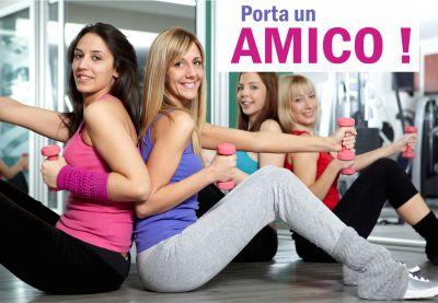 promozione abbonamento palestra offerta fitness palestra dynamika fitness club