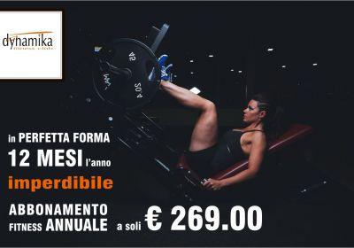 promozione abbonamento palestra teramo offerta abbonamento fitness