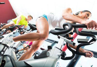 promozione lezioni di spinning offerta corsi di spinning palestra dynamika