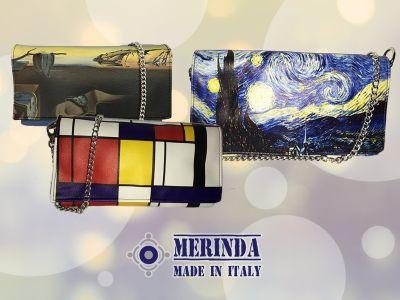 offerta pochette stampa artistica promozione pochette italiana merinda