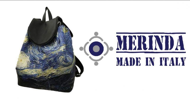 Angebot Taschen Kunsttaschen made in Italy Van Gogh - Die sternenklare Nacht Kunstrucksack