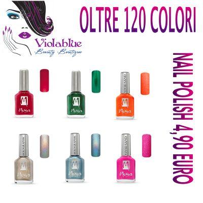 offerta nail polish bergamo promozione smalto bergamo violablu