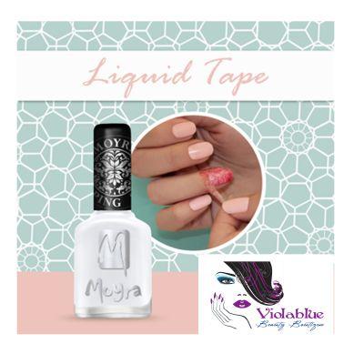 news novita promozione offerta liquid tape ricostruzione unghie nail art nails