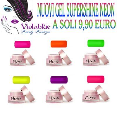 gel ricostruzione unghie nail nails nailart gel colorati senza dispersione moyra